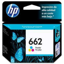 cartucho de tinta hp 662 colorido cz104ab 1693983