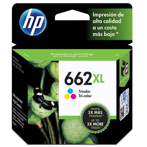 cartucho de tinta hp 662 xl colorido alto rendimento cz106ab 1693985