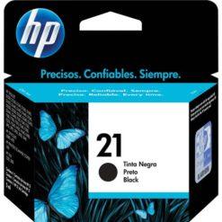 Cartucho de Tinta HP 21 Preto C9351AB 13568