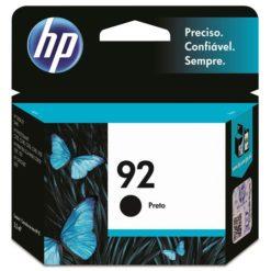 Cartucho de Tinta HP 92 Preto C9362WB 13575