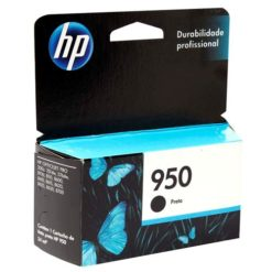 Cartucho de Tinta HP OfficeJet 950 Preto CN049AB 4441097