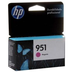 Cartucho de Tinta HP OfficeJet 951 Magenta CN051AB 4441099