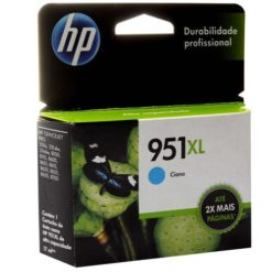 Cartucho de Tinta HP OfficeJet 951XL Ciano – CN046AB 4441094