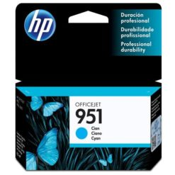 Cartucho de tinta HP OfficeJet 951 Ciano CN050AB 4441098